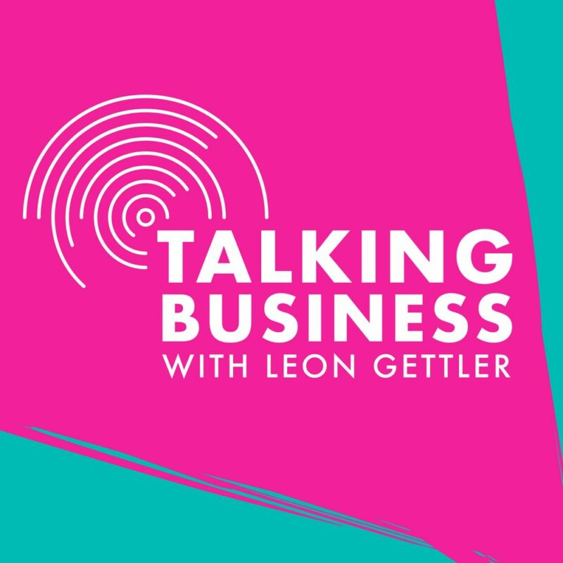 Talking business podcast