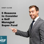 an SMSF expert talking about SMSF benefits