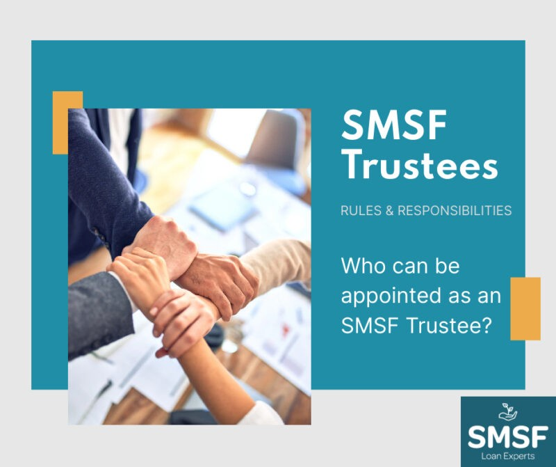 SMSF Trustees shaking hand