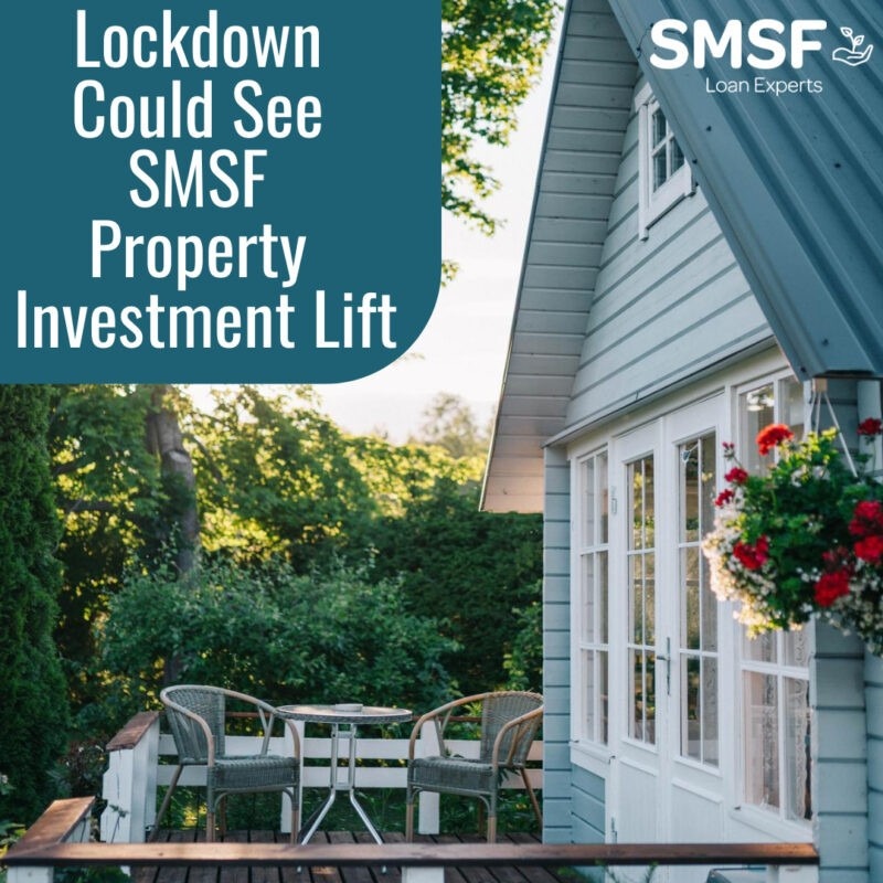 How our lockdowns could see SMSF property investment lift